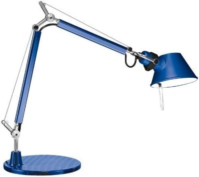 Artemide Tolomeo Micro E14 Azul lámpara de mesa - Lámparas de mesa ...