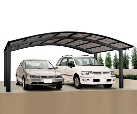 Carport Alu, Carport Doppel Aluminium