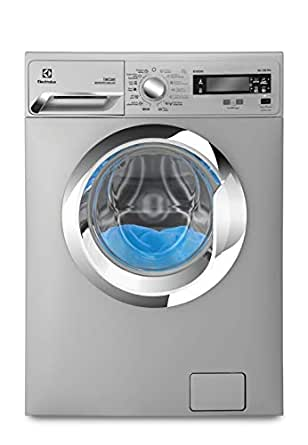 Electrolux 8 Kg 1200 RPM Front Load Washing Machine, Silver - EWF8251SXM
