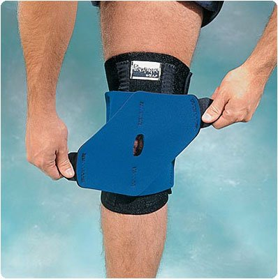 Performance Knee Wrap Regular-circumference of thigh up to 22'' (56cm) and shin up to 18'' (46cm) by Rolyn Prest