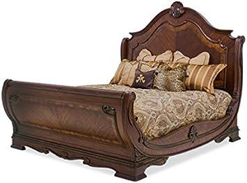 Amazon.com: Bella Veneto 4pc Sleigh Bedroom Furniture Set by ...