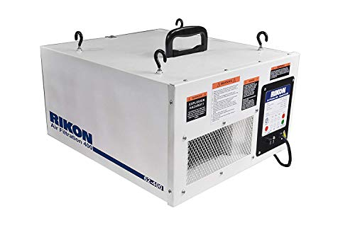 Rikon Air Filtration 400 (Best Dust Extractor For Mdf)