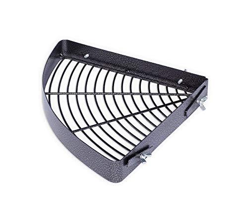(Home Décor Premium Cage Corner Shelf Black Storage)