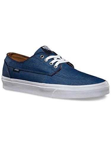 Vans BRIGATA - zapatilla deportiva de lona unisex Blau