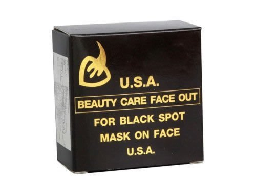 K-BROTHERS Original SOAP Beauty Care USA for Black SPOT Body and FACE 50 G.