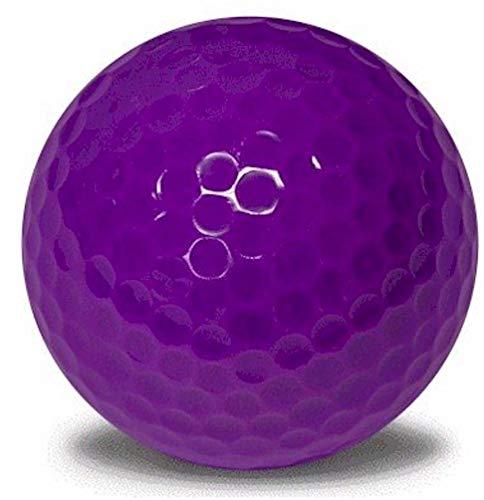 Purple Golf Balls 12 Pack ()