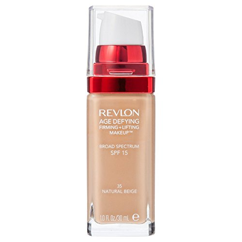 Revlon Age Defying Firming and Lifting Makeup, Natural Beige