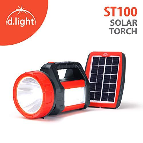 d.light ST100 – Solar Kisan Torch