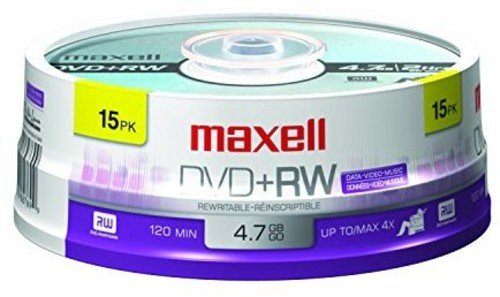 Maxell 634046 4 7Gb Dvd Disc product image