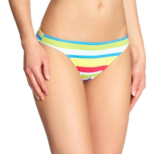Bikini Bar - Parte inferior del bikini para mujer Azul turquesa