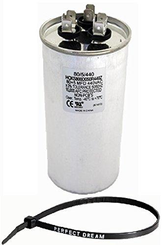 Heat Pump Capacitor - 7