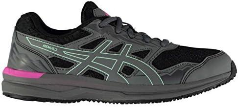ASICS MEMURO® 2 - Zapatillas de Running para Mujer (T76PQ), Dark ...