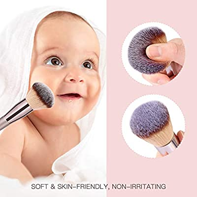 BESTOPE Makeup Brushes Set For Girl