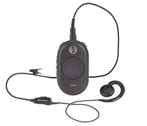 Motorola CLP1040 On-Site 4 Channel Two-Way Business Radio (Black)