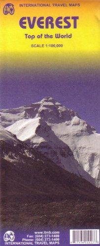 Download Everest 1:100,000 Travel Map (International Travel Maps) pdf