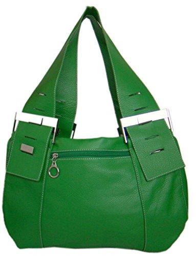 DIVA Grün Shoulder Women's MODE Women's MODE Grün Shoulder DIVA Bag green green Bag xYqp7Twn