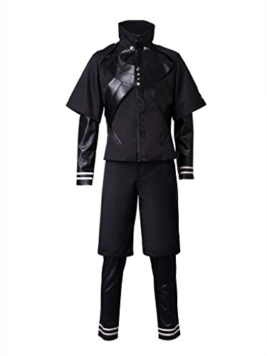 Cosfun Tokyo Ghoul The Second Season Ken Kaneki Cosplay Costume mp002708