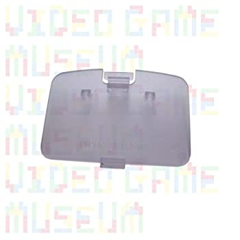 Atomic Purple Replacement Cover For Nintendo 64 System's Memory Expansion Pak Lid 1