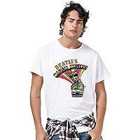 Camiseta The Beatles Bus Basic