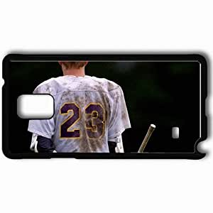 Personalized Samsung Note 4 Cell phone Case/Cover Skin 2330 1 Black