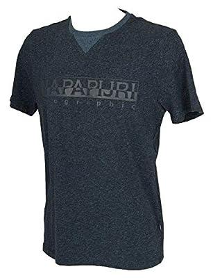 Short Sleeve T-Shirt Round Neck NAPAPIJRI article N0YHX7 SIA