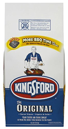 Kingsford Products 31212 Natural Organic King Charcoal (2 Pack), 16.7 lb (6) by Kingsford