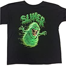 Hybrid Ghostbusters Slimer Kid's Youth T-Shirt