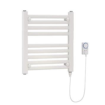 Lattice toallero eléctrico Calentador De La Toalla Escalera De Estilo Radiador Recto Montado En La Pared