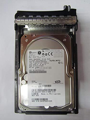 - Fujitsu CA06550-B40300DL FUJITSU 300GB 10000RPM 80PIN 3.5INCH SCSI ULTRA 320 HARD DRIVE (Certified Refurbished)