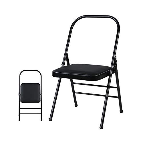 Amazon.com: QIDI Sillas Plegables Yoga Backless Standard ...