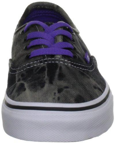 negro deporte unisex Vans tela Zapatillas de de nZPS4Z