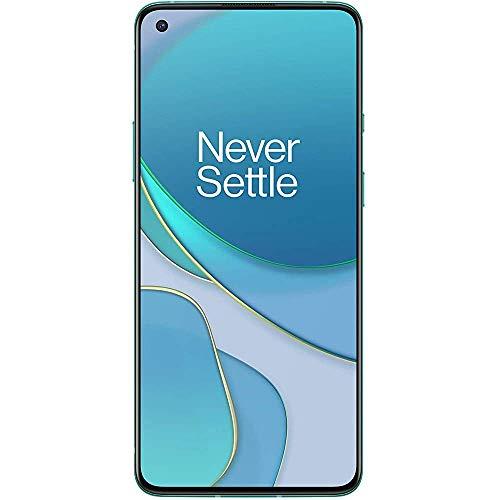 (Renewed) OnePlus 8T 5G (Aquamarine Green, 8GB RAM, 128GB Storage)