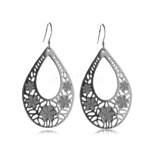 Dangling Tourmaline Earrings - 4
