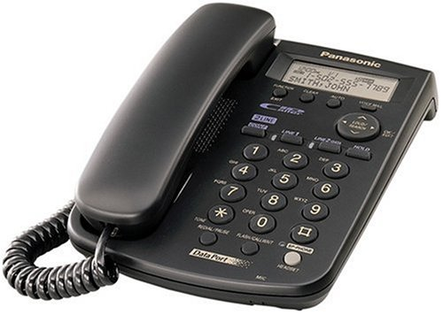 panasonic 2line phone - 9