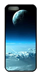 Cosmic space N001 uncommon iphone 5S cases PC Black for Apple iPhone 5/5S