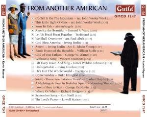 Songs of America from Another American by Guild