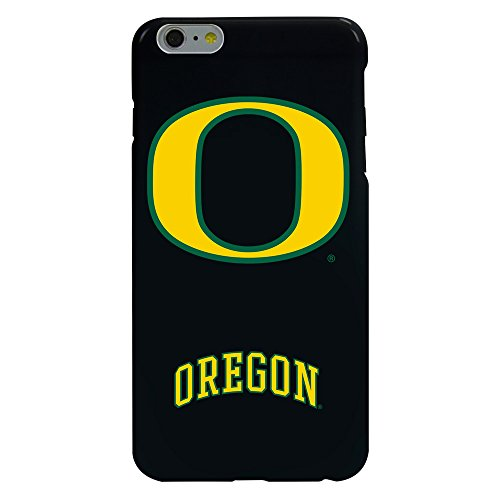 Guard Dog Oregon Ducks Case for iPhone 6 Plus / 6s Plus - Black (Oregon Ducks Phone Cover)