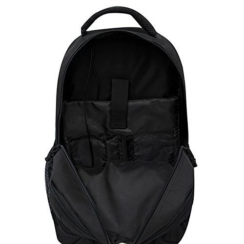 iEnjoy iEnjoy black backpack black backpack iEnjoy qtYnz