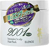 Elence 2001 Plus Green Tea Intensive Scalp Hair Pack Hair Treatment for Promoting Hair Growth and minimizing Hair loss For Sale