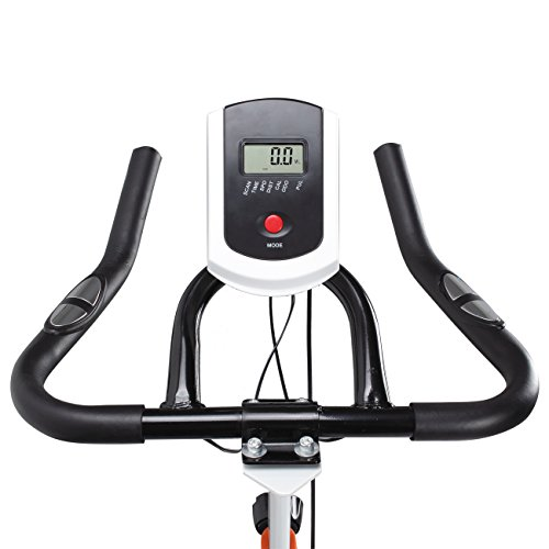 Alek...Shop Fitness Exercise Bicycle Cycling Stationary Bike Cardio Workout, Home Gym Indoor
