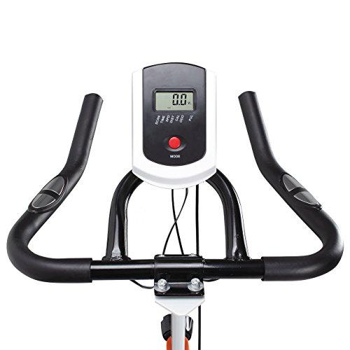 Elliptical Bike On Water: Akonza Pro Exercise Bike Indoor Cycling Bicycle Heart