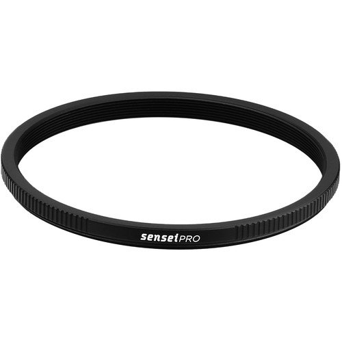 Sensei PRO 82mm Lens to 77mm Filter Aluminum Step-Down Ring(6 Pack) by Unknown