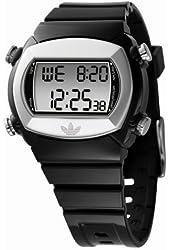 Adidas Candy Digital Black Rubber Watch ADH1570