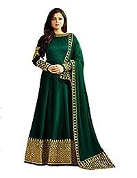 Delisa Indian Wear Anarkali Salwar Kameez Party Wear LT1