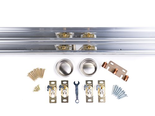 138f sliding bypass door hardware