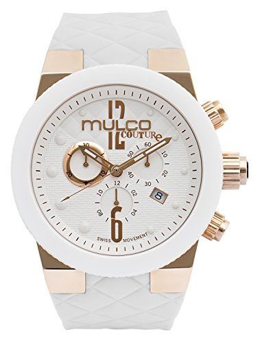 Mulco MW5-2552-013 Couture Collection white band