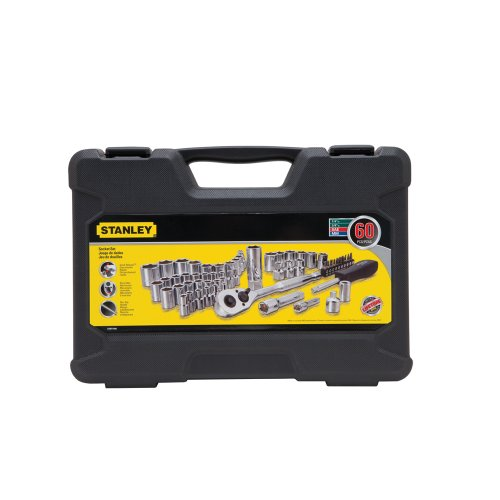 Stanley STMT71650 60 Piece Socket Set