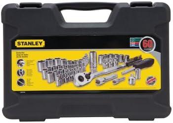 Stanley STMT71650 60-Piece Socket Set