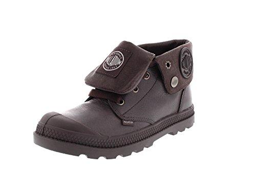PALLADIUM Chaussures - BAGGY LEA LOW LP Women's - ganache