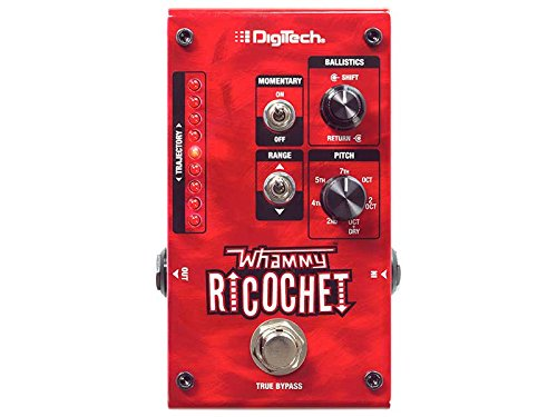 Digitech Whammy Pedal (Digitech Whammy WHAMMY RICOCHET Guitar Pitch Effect Pedal)